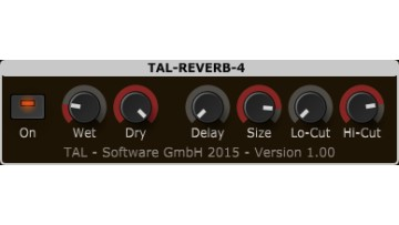 Togu Audio Line TAL-Reverb 4