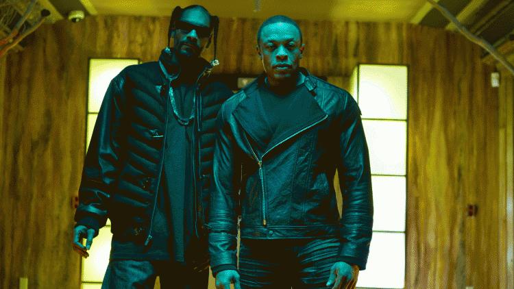 Snoop Dogg und Dr. Dre