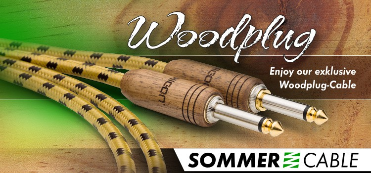 sommer cable wood plug