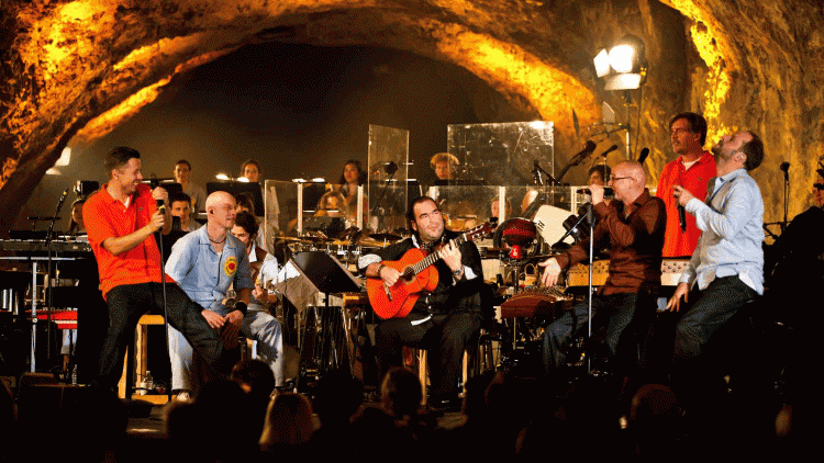Fanta 4 MTV Unplugged