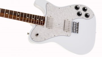 Fender arctic white Chris Shiflett