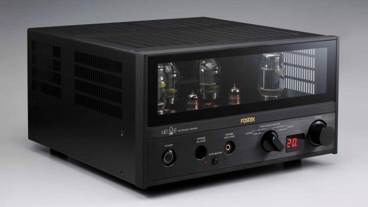 Fostex HP-V8