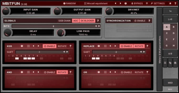 Freeware Friday: MeldaProduction MBitFun