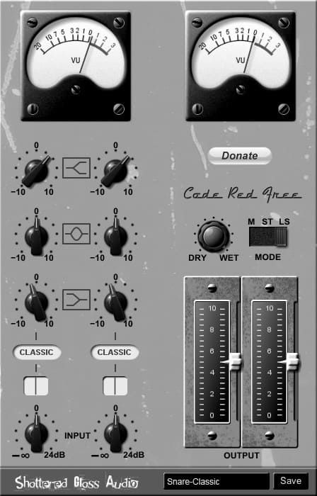 Freeware Friday: Shattered Glass Audio Code Red Free