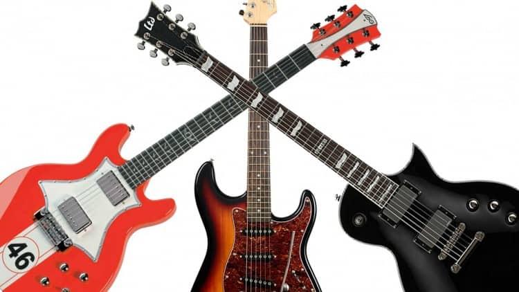 E-Gitarren bis 1000 Euro: Marktübersicht