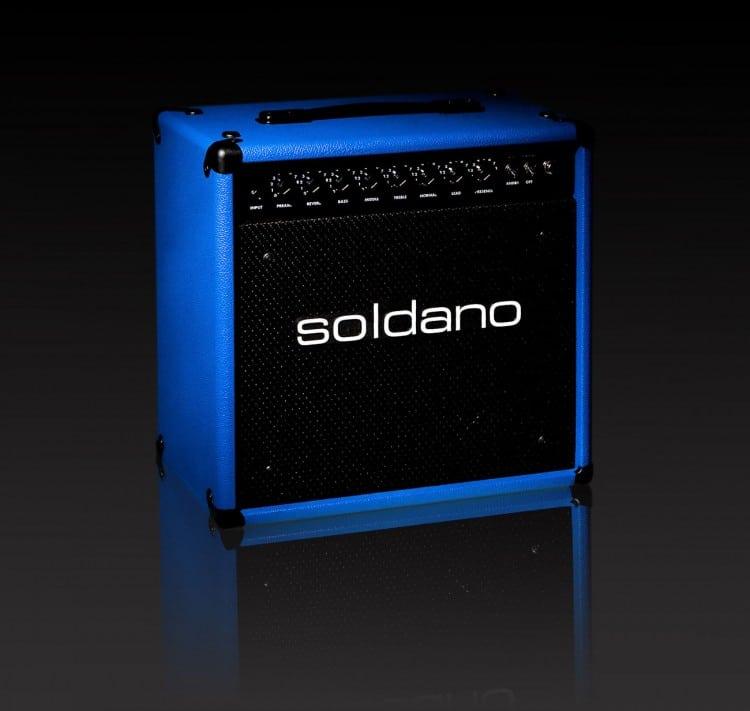Soldano 44: Umfangreich anpassbar in der Sonderversion.