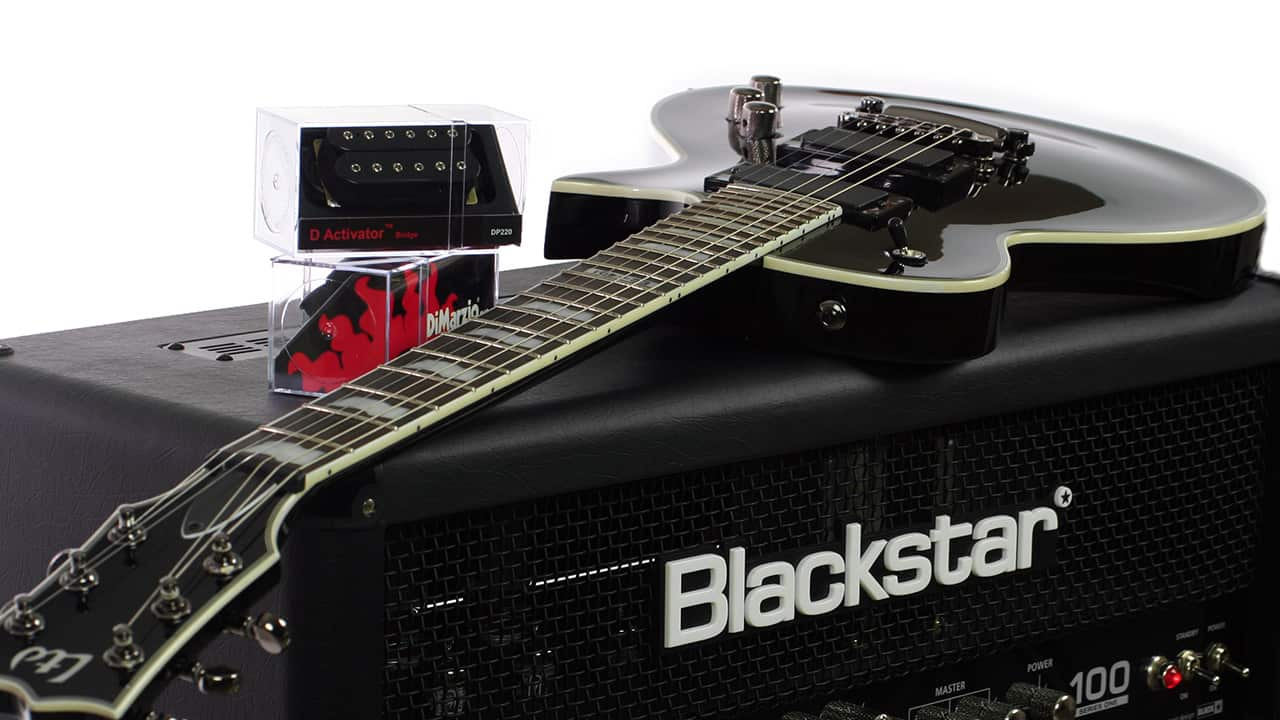 FAQ Gitarre: Tonabnehmer aktiv vs. passiv - delamar
