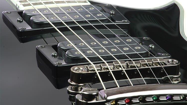 Ziemlich Verkabelung Eines Gitarren Pickups Zeitgenössisch - Die ...