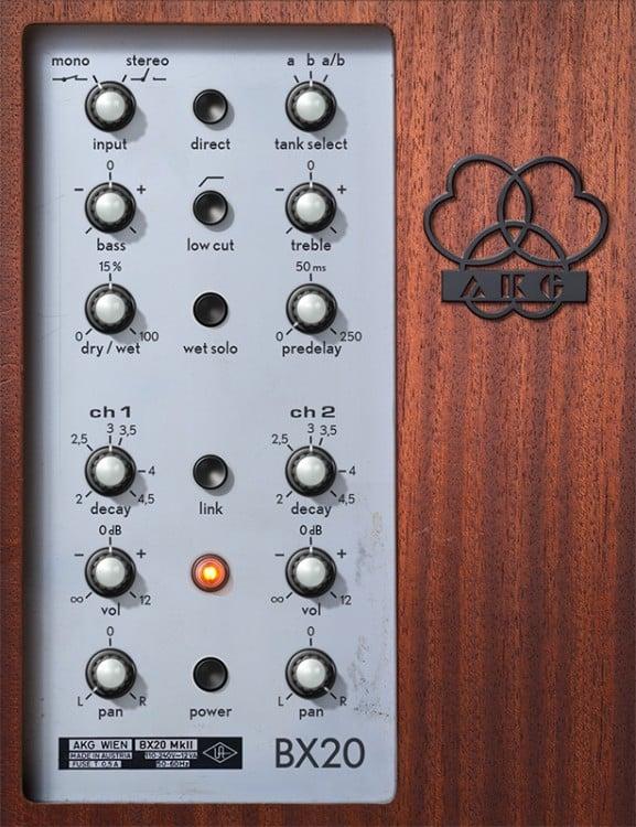 Universal Audio AKG BX 20 Spring Reverb
