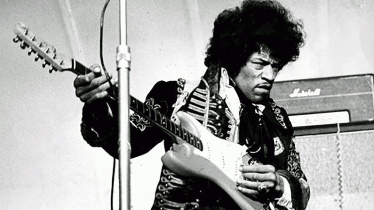 Jimi Hendrix bester Gitarrist