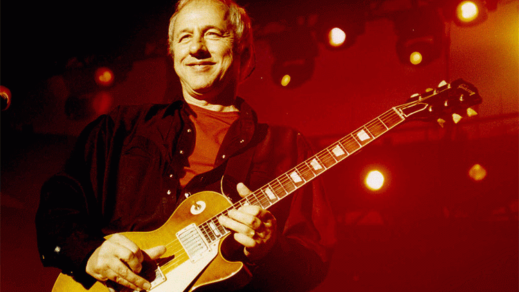 Mark Knopfler bester Gitarrist