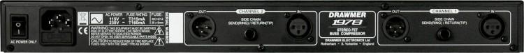 Drawmer 1978 Testbericht