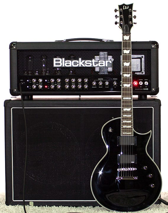 ESP LTD EC-401 Black Testbericht