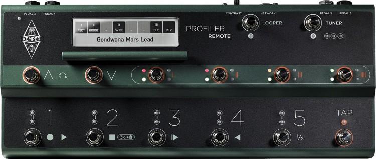Kemper Profiler Remote Testbericht