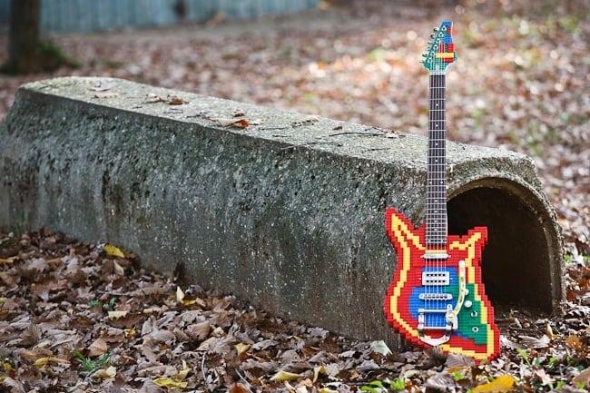 LEGO-Gitarre