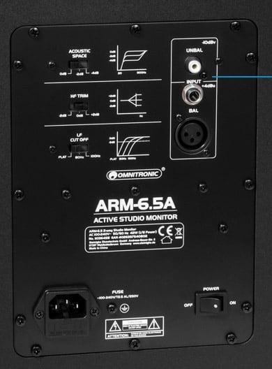 Omnitronic ARM-6.5