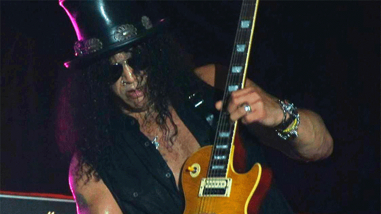 Slash bester Gitarrist aller Zeiten