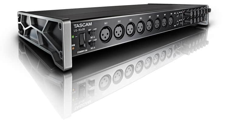 Tascam US-16x08 Testbericht