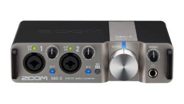 Zoom UAC-2 Testbericht: USB 3.0 Audio Interface mit vielen Extras