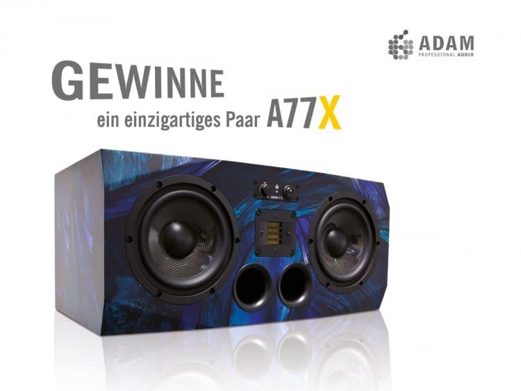 Wettbewerb von ADAM Audio