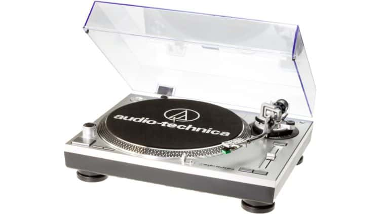 Audio-Technica AT-LP120-USBHC Testbericht