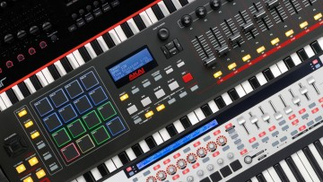 Keyboard Controller: Die besten MIDI Keyboards mit Potis, Pads & Fadern unter 400 Euro