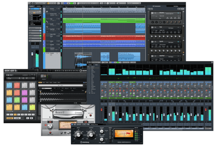 Recording Software Cubase Elements 8 Testbericht