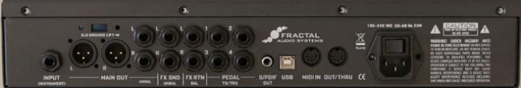 Fractal AX8