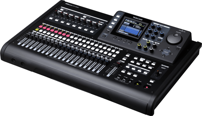 Tascam Portastudio DP-32SD - Audio Equipment Einsteiger