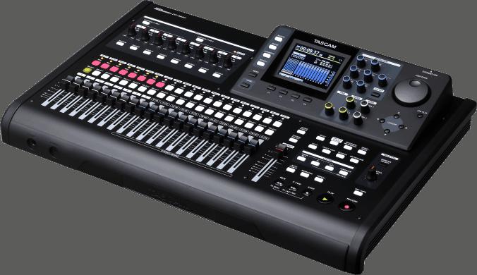 Must-haves für angehende Toningenieure - Studio für unterwegs - Tascam Portastudio DP-32SD
