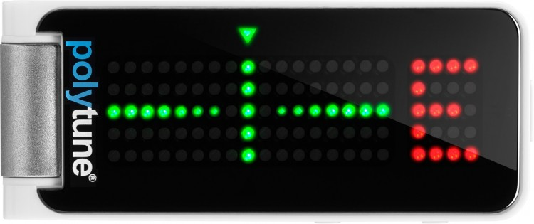 TC Electronic PolyTune Clip Testbericht