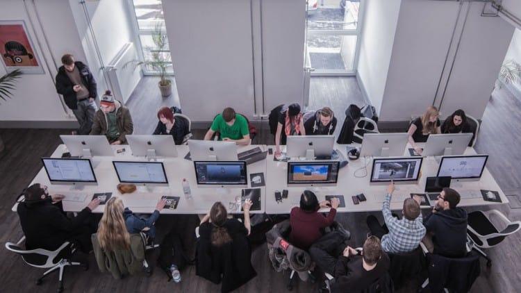 Ausbildung im Detail: Studieren am SAE Institute