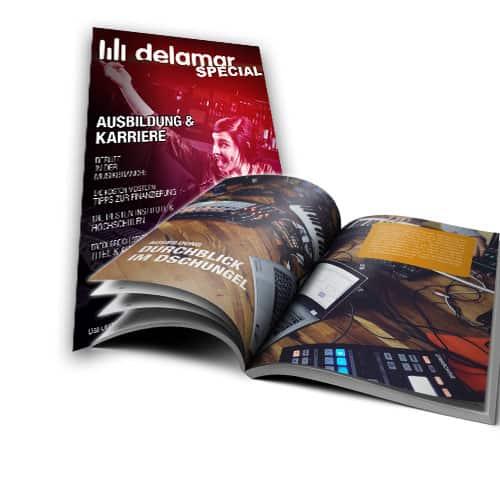 PDF Download: Ausbildung & Karriere in der Musikbranche