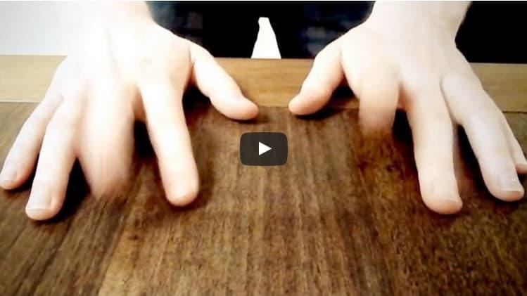 Fingerdrumming Video Tutorial