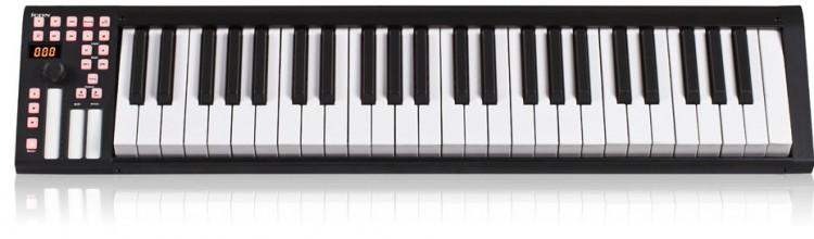 Master Keyboard iCON iKeyboard 5 Testbericht