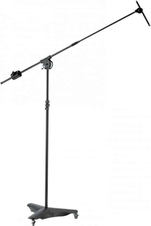 König & Meyer Overhead Mikrofonstativ 21430 Testbericht