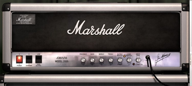 Universal Audio Marshall Silver Jubilee 2555 Plug-In