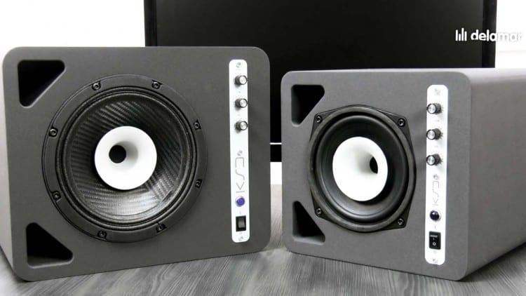 Aktive Lautsprecher - Stimme aufnehmen