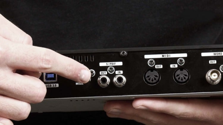 Audio Interface Homestudio