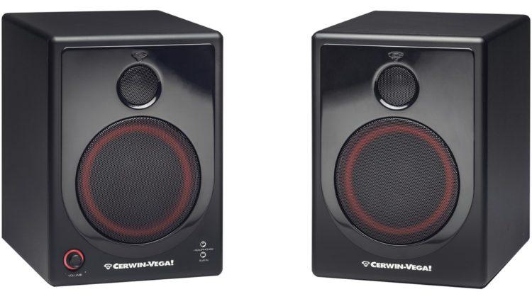 Cerwin Vega XD5 Testbericht: Kompaktboxen für Multimedia, Gaming & Co.
