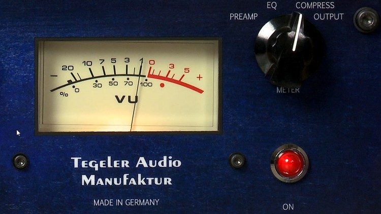 Channel Strip Tutorial - Signal-Pegel überwachen per VU-Meter
