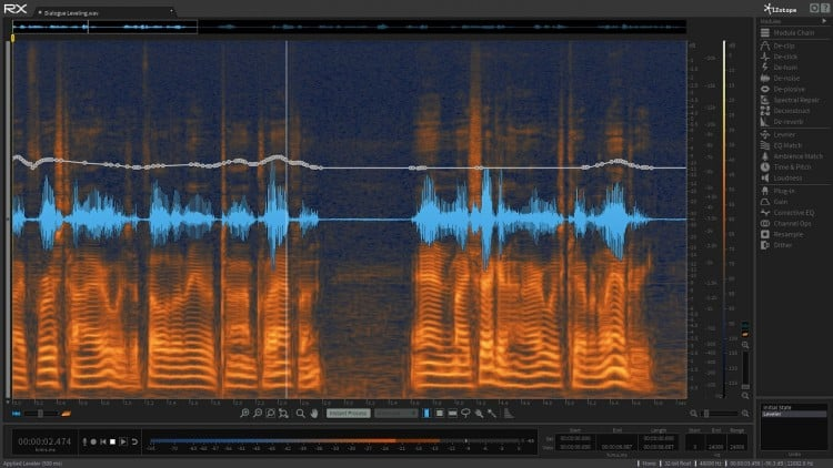 FAQ: Was ist Clipping? - iZotope RX 5 Audio Editor