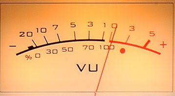 FAQ: Was ist Clipping? - VU-Meter