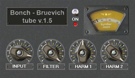 Freeware Friday: Syntler Bonch-Bruevich Tube