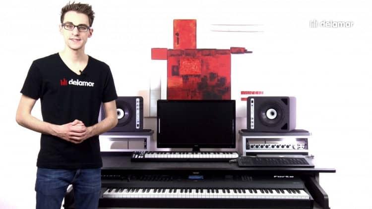 Master Keyboard Homestudio einrichten