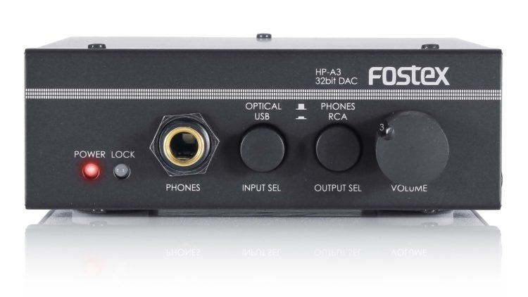 Kopfhörerverstärker für den Studiokopfhörer - Fostex HP-A3