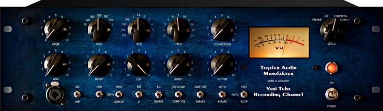 Tegeler Audio Manufaktur VTRC Testbericht