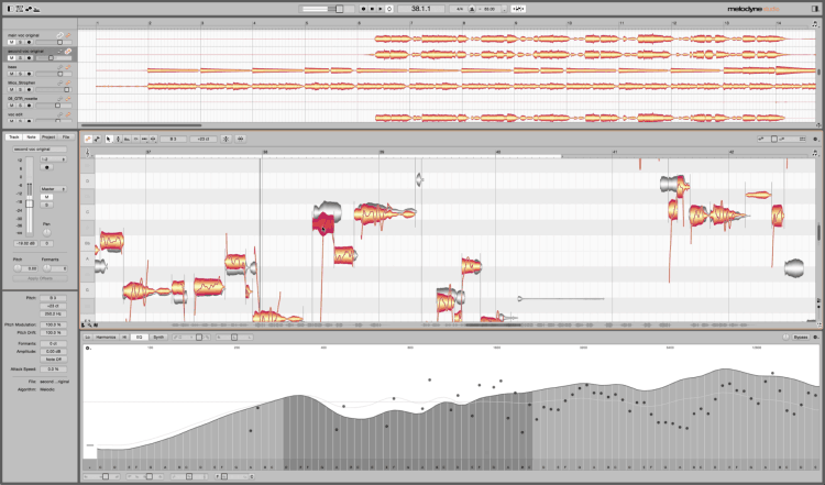 Auto-Tune-Alternative? Celemony Melodyne