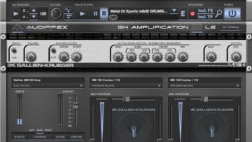Audified GK Amplification 2 LE