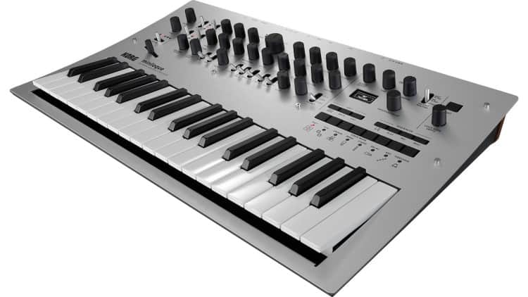 Korg Minilogue - Best Of Musikmesse 2016